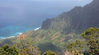 ハワイ3/カウアイ島/ナ・パリコースト