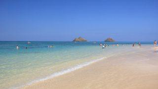 ハワイ7/オワフ島/ラニカイビーチ
