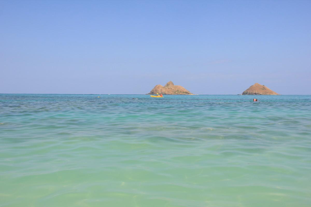 ラニカイビーチの写真