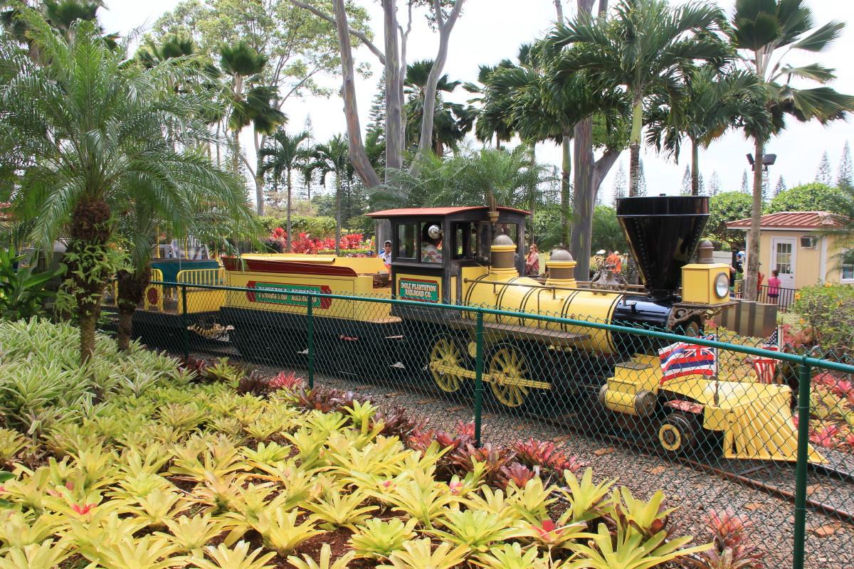 ドールプランテーション列車