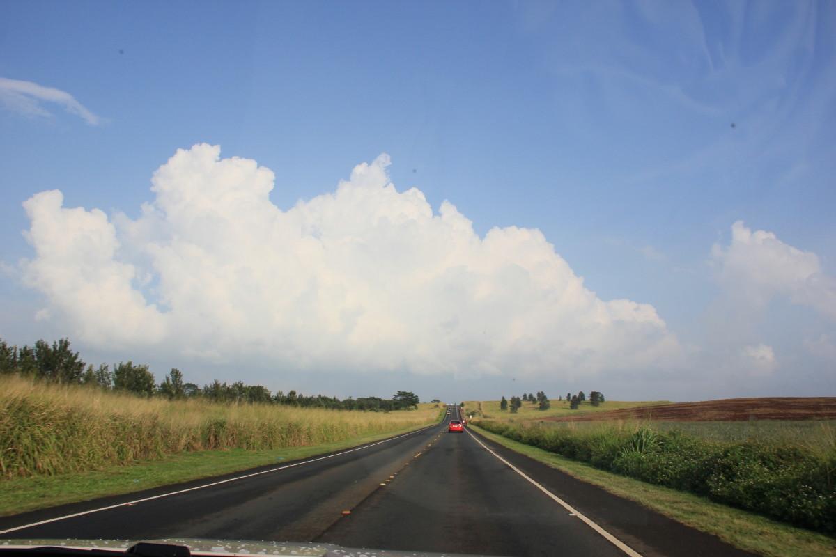 ハレイワへの道