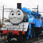 大井川鉄道のトーマスを見に行く