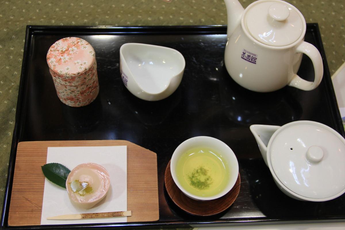 静岡茶セット