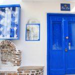ギリシャ4/ナクソス島へフェリーで移動と旧市街散策