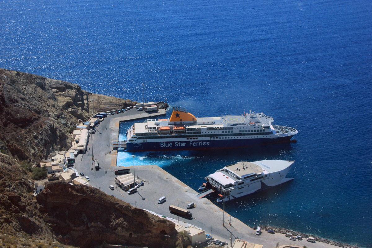 アティニオス港