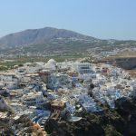 ギリシャ8/サントリーニ島/フィラ散策