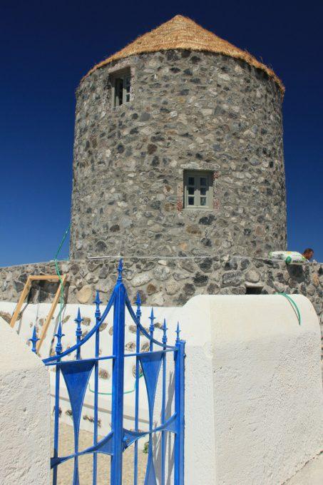 サントリーニ島の絶景