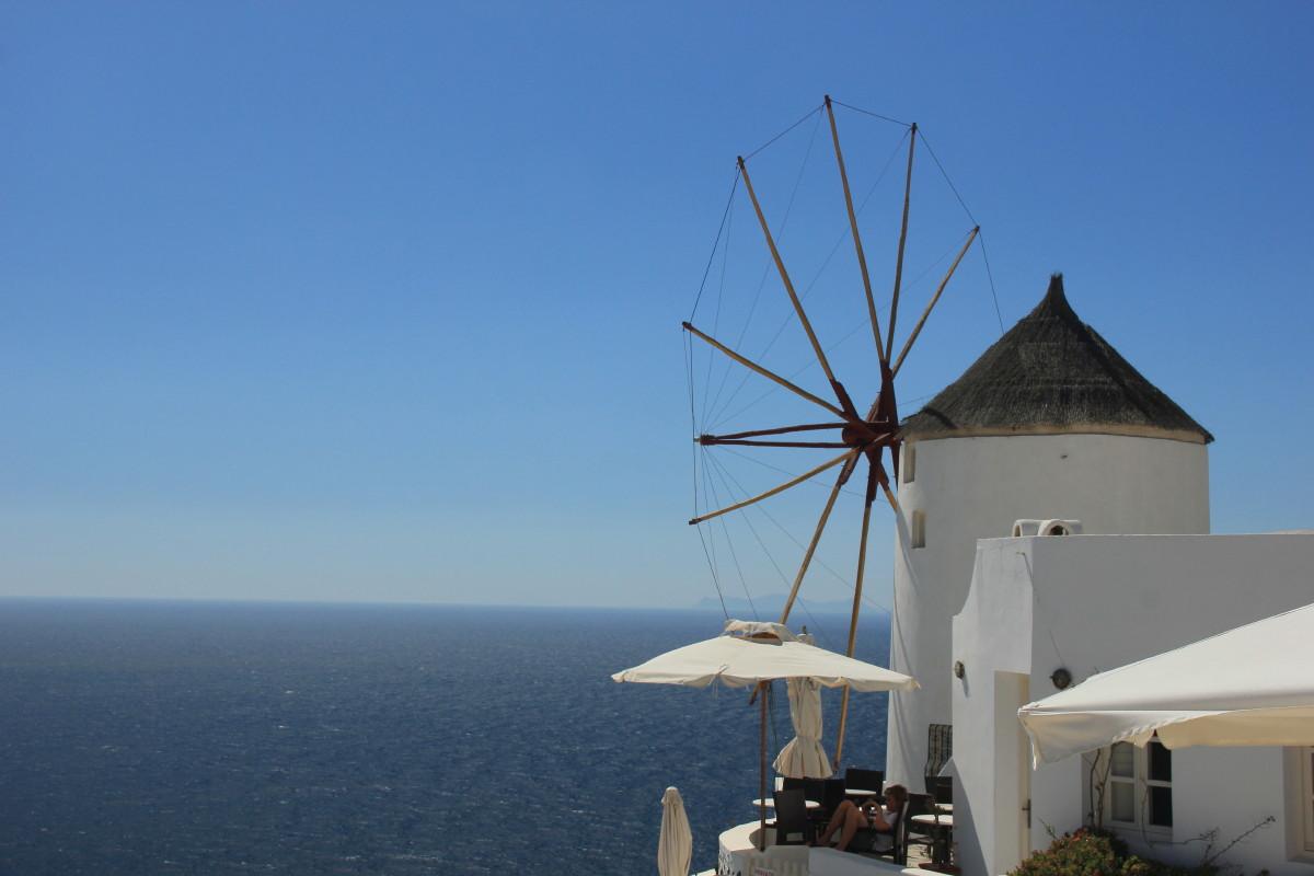 イアの風車