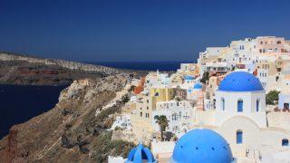 ギリシャ12/サントリーニ島/再びイアへ
