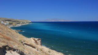ギリシャ14/サントリーニ島/レッドビーチ