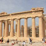 ギリシャ16/アテネ/アクロポリス遺跡・パルテノン神殿
