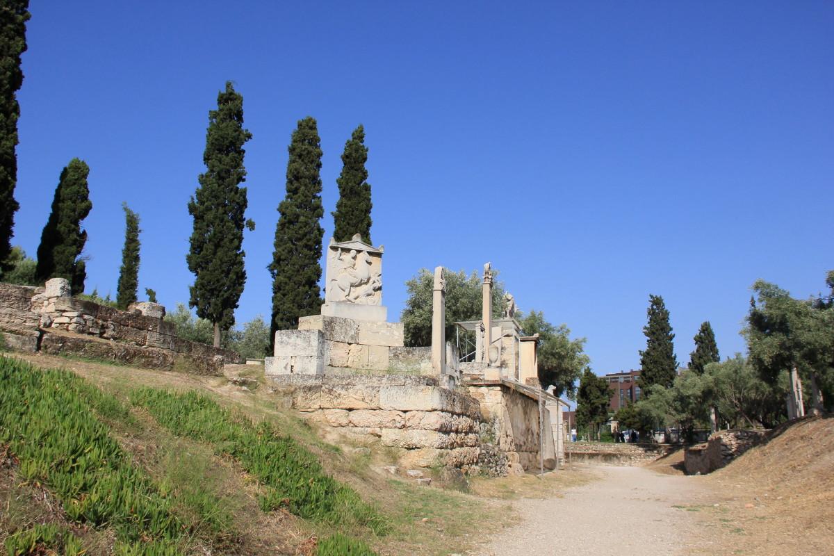 ケラミコスの遺跡