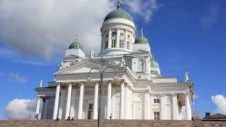 中央ヨーロッパ周遊2/フィンランド/ヘルシンキ観光