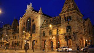 中央ヨーロッパ周遊9/ハンガリー/ブダペストへ