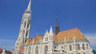 中央ヨーロッパ周遊10/ハンガリー/ブダペスト王宮の丘