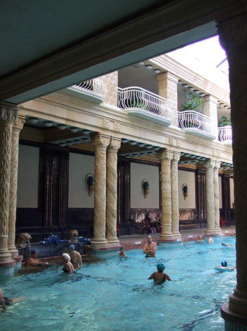 ハンガリーの温泉