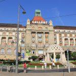 中央ヨーロッパ周遊11/ハンガリー/ダヌビウス・ホテル・ゲッレールト