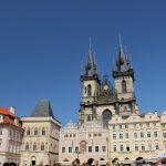中央ヨーロッパ周遊17/チェコ/プラハ旧市街