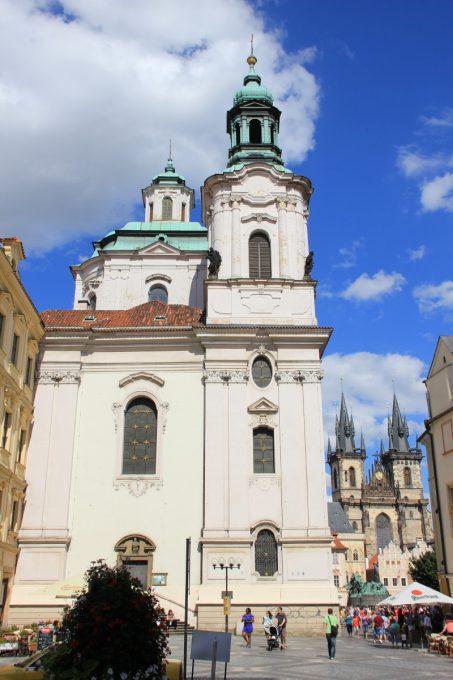 聖ミクラーシュ教会