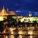 中央ヨーロッパ周遊18/チェコ/プラハ旧市街と夜景