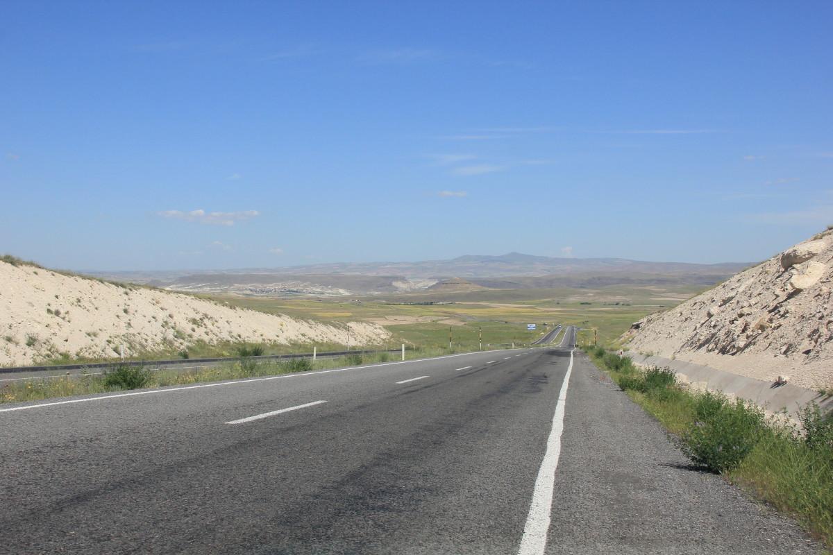 カッパドキアへの道