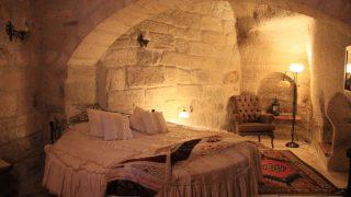 トルコ5/カッパドキアの洞窟ホテル・ミスラ ケーブ ホテル