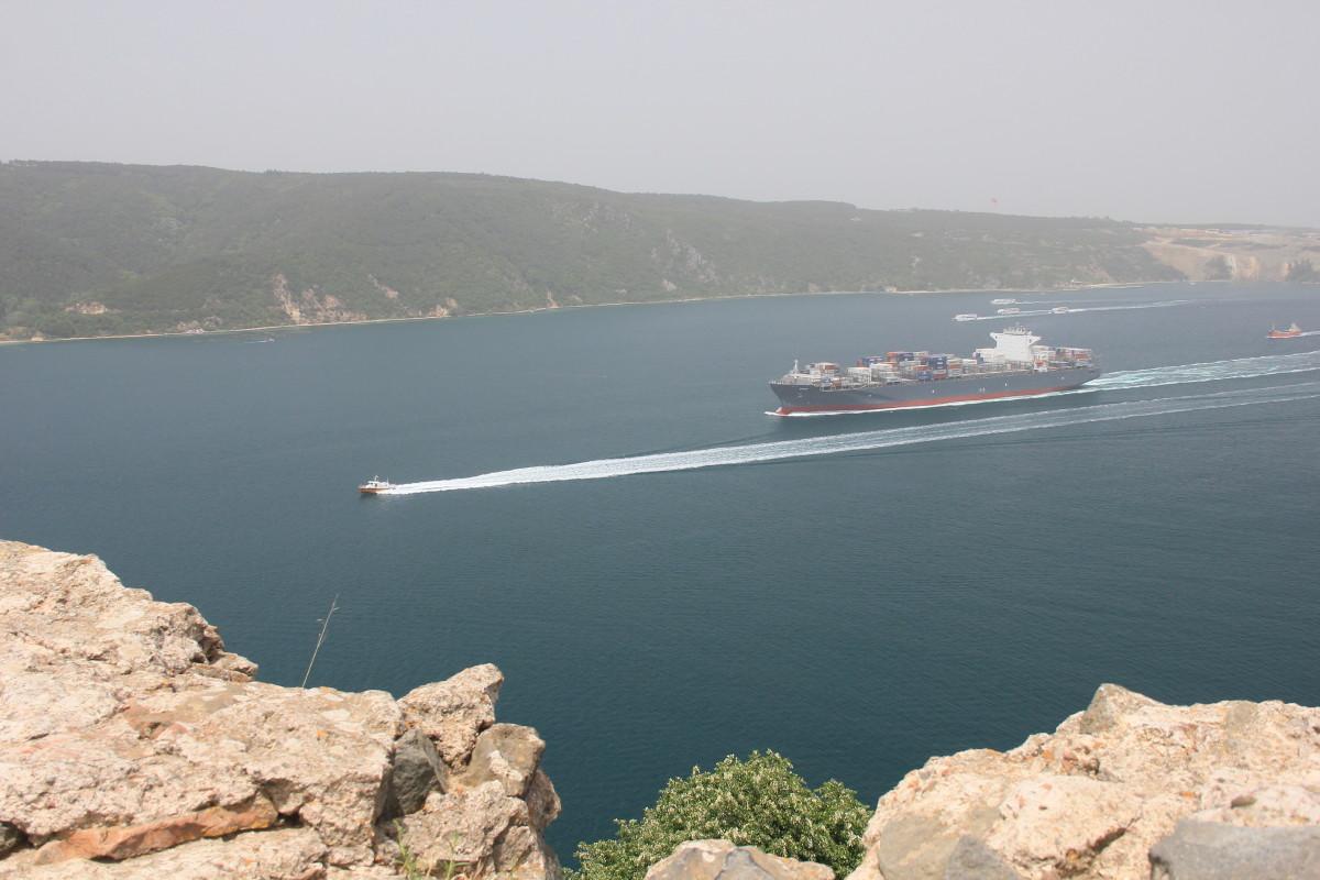 黒海への入り口