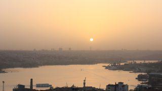トルコ8/イスタンブール/ボスポラス海峡クルーズ