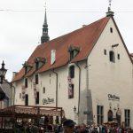 バルト海クルーズ エストニア/タリン旧市街